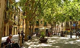 Hvor skal man bo i Barcelona - og hvad skal I undgå?